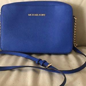 Beautiful blue Michael Kors bag